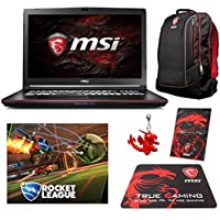 MSI GP72VR Leopard Pro-281 Enthusiast (i7-7700HQ, 16GB RAM, 250GB NVMe SSD + 1TB HDD, NVIDIA GTX 1060 3GB, 17.3 Full HD, 120Hz, Windows 10) VR Ready Gaming Notebook