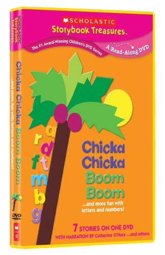 Chicka Chicka Boom Boom... and More Fun with Letters and Numbers