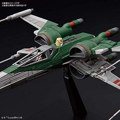 Star Wars: New Item F, Bandai Spirits Star Wars Plastic Model: Toys & Games