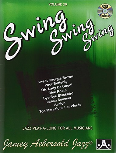 Price comparison product image Vol. 39, Swing, Swing, Swing (Book & CD Set)