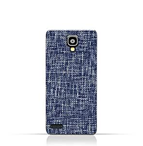 AMC Design Huawei Y560 TPU Silicone Case with Brushed Chambray Pattern
