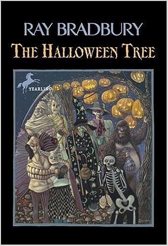 Amazon.com: The Halloween Tree (9780375803017): Ray Bradbury ...