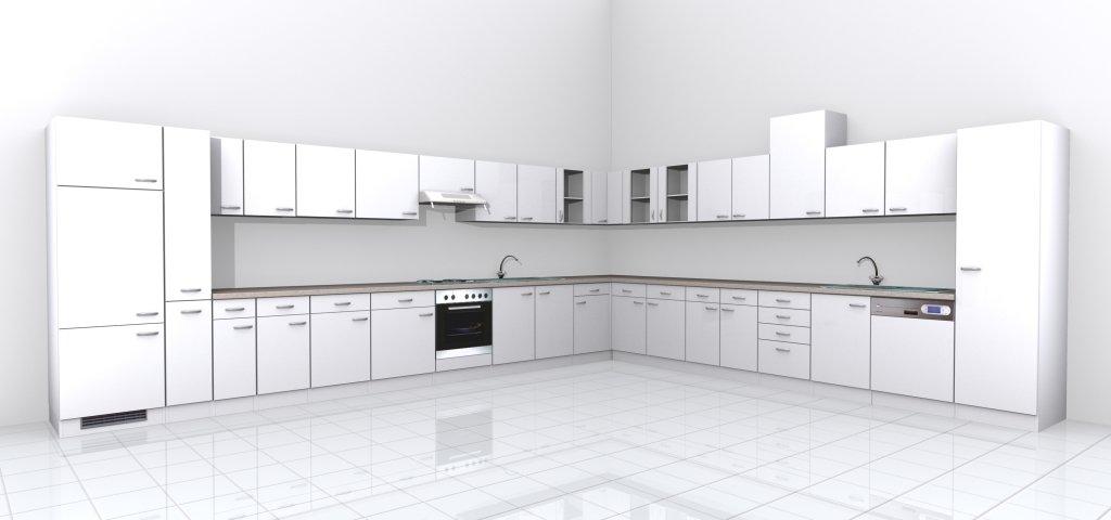 Küchen Unterschrank 60 Cm Weiss - Witus: Amazon.De: Küche & Haushalt