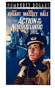 Action in the North Atlantic [USA] [VHS]: Amazon.es