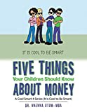 Five Things Your Children Should Know About Money