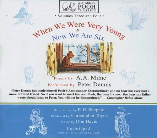 Download When We Were Very Young & Now We Are Six (Poems and Verses from ''A.A. Milne's Pooh Classics'') pdf epub