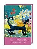 Wachtmeister Taschenkalenderbuch A7 - Kalender 2018