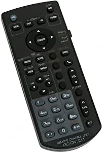 Replace Remote for Kenwood DMX7705S DNX994S DNX874S DDX8905S DDX6905S DDX6705S