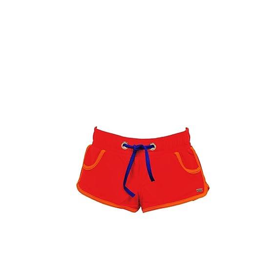e7bec4f86490b BANANA MOON Short de Plage Rouge pour Enfant Kids - 12 Ans: Amazon.fr:  Vêtements et accessoires