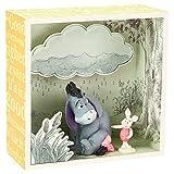Hallmark Eyeore's Cloudy Afternoon Shadow Box