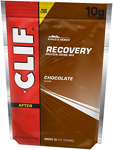 CLIF Recovery Protein Drink Mix - Chocolate - (16.05 oz, 1 Count)