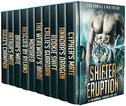 Pdf Romance Shifter Eruption: A Paranormal Romance Box Set
