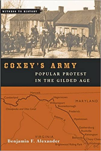 Amazon coxeys army popular protest in the gilded age coxeys army popular protest in the gilded age witness to history 1st edition fandeluxe Images