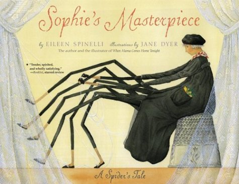 Download Sophie's Masterpiece: A Spider's Tale pdf epub