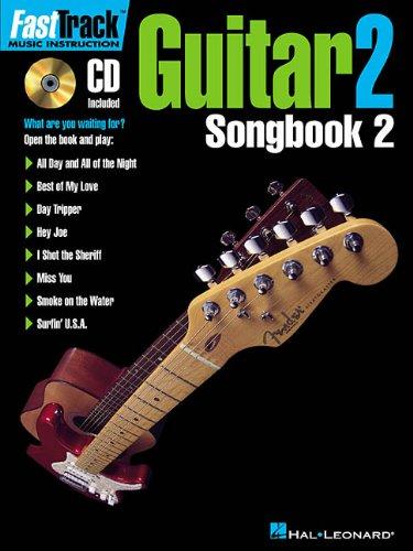 Download FastTrack Guitar Songbook 2 - Level 2 (Fast Track (Hal Leonard)) pdf