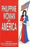 Philippine Woman in America 9789711004248