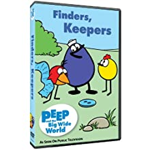 Peep & The Big Wide World: Finders Keepers (2013)