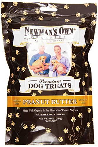 Newmans Own Organic Treats Medium product image