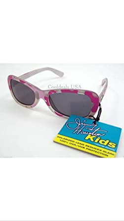 4a5f276bab57 Image Unavailable. Image not available for. Color  Pink Camouflage  Sunglasses for kids Jimmy Houston ...