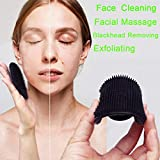 Silicone Face Scrubbers Exfoliator Brush&Baby Bath