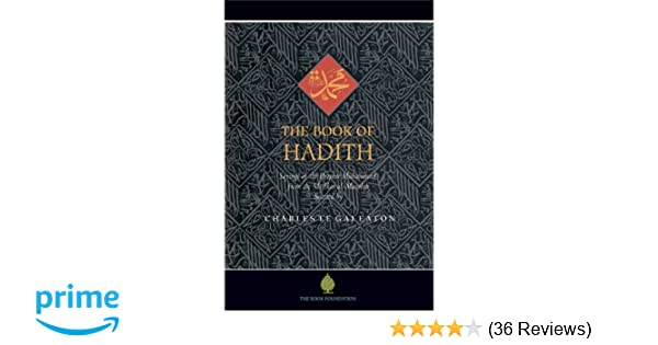 Amazon the book of hadith sayings of the prophet muhammad from amazon the book of hadith sayings of the prophet muhammad from the mishkat al masabih 9781904510178 charles le gai eaton jeremy henzell thomas fandeluxe Image collections