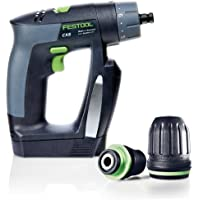 Festool 564261 Cxs Li Compact Drill Driver Plus Advantages