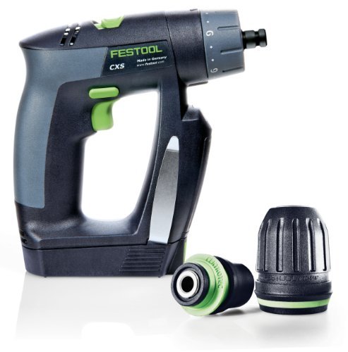 Festool 564261 CXS Li Compact Drill Driver Plus