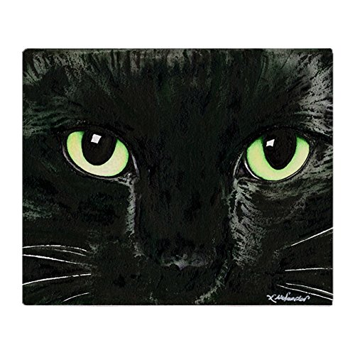 CafePress Black Fleece Blanket Stadium