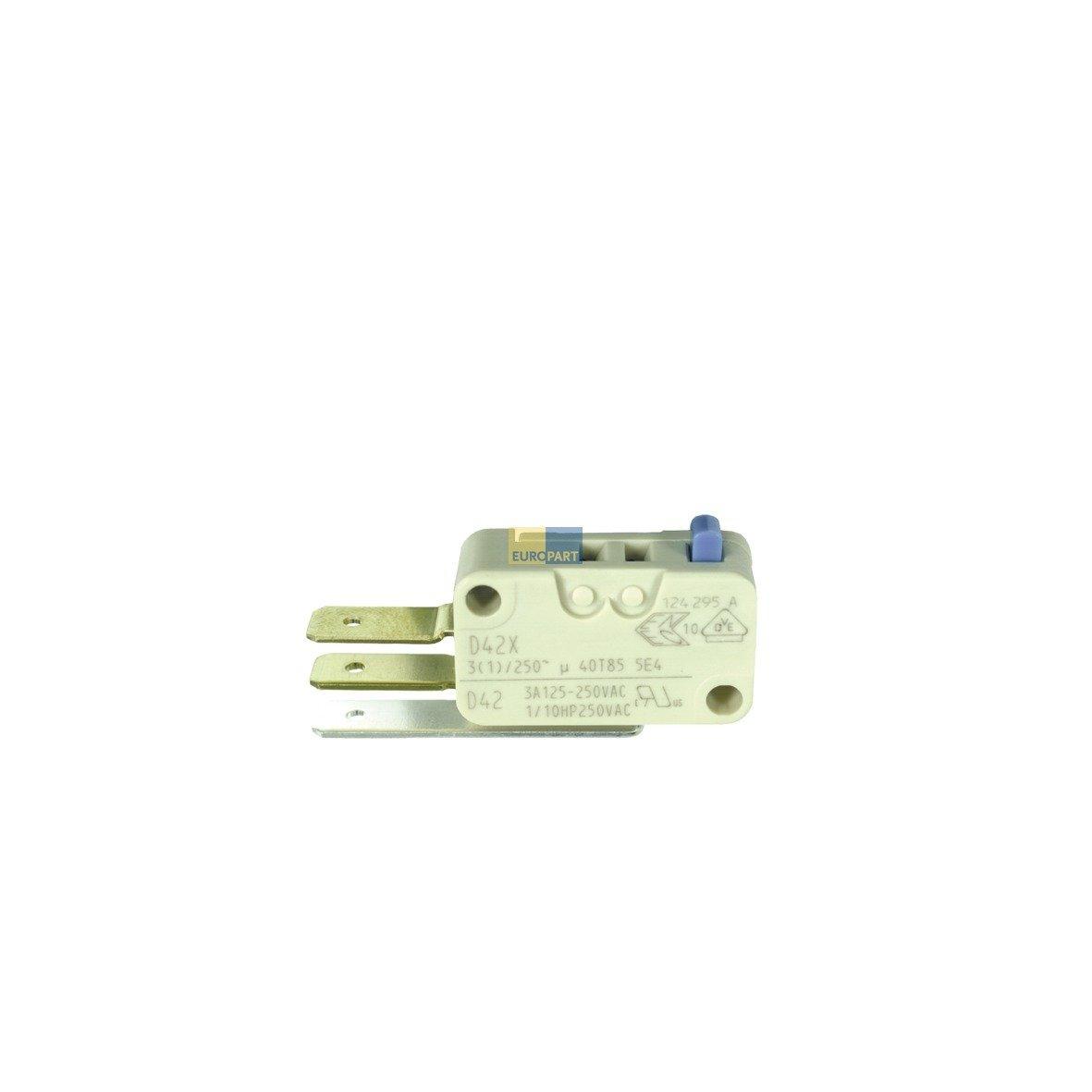 Schalter Mikroschalter BOSCH 00032696 für Trockner Waschmaschine