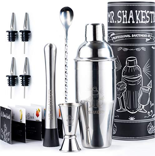 drink mixing kit and book - 7