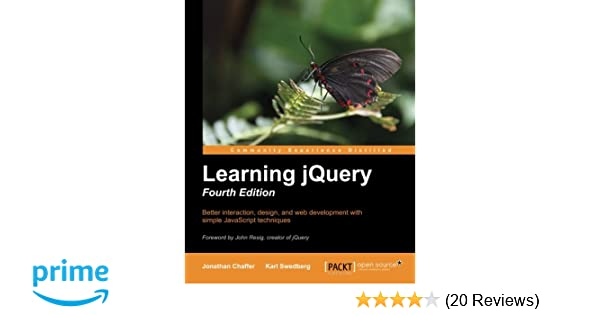 Jquery pdf learning