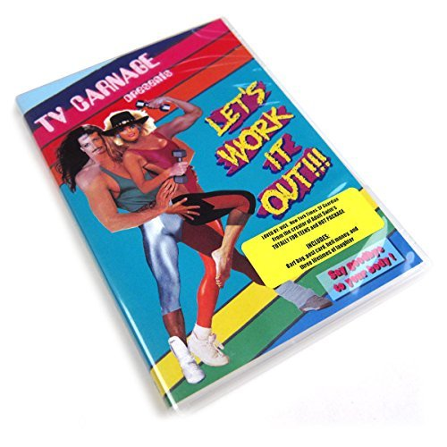 TV Carnage: Let's Work It Out! DVD by