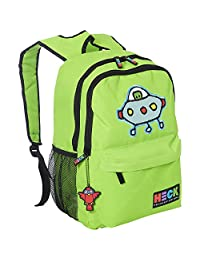Ed Heck EH702-17B-PGR 17-Inch Backpack, Pods Green, International Carry-On