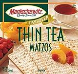 Manischewitz, Matzo, Thin, Unsalted, 10 Oz Review
