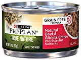 Pro Plan True Nature Adult Grain Free Natural Beef & Giblets Entree Classic