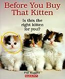 Before You Buy That Kitten, Phil Maggitti, 0812013360