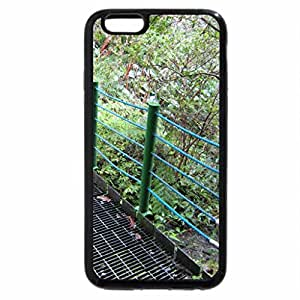 iPhone 6S Plus Case, iPhone 6 Plus Case, Little bridge in the mountain