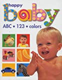 Happy Baby - ABC, 123, Colors, Roger Priddy, 0312494238