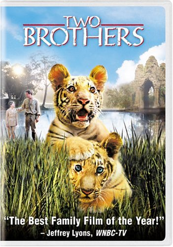 two brothers dvd - 1