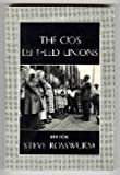The CIO's Left-Led Unions, , 0813517702
