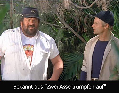 Terence Hill Bud Spencer T-Shirt - Puffin Marmelade (Weiss)  Amazon.de   Bekleidung 5c51391a59