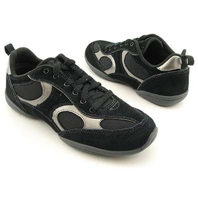"""Easy Spirit GreatPace Sneaker Black 6M"""" """""""