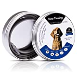 Dog Flea Treatment Collar - Flea and Tick Adjustable Collar for Dogs, Last for 8 months of the Flea and Tick Prevention, Anaphylaxis Skin Friendly Formula makes more Assured, Good Killer of Flea and Tick