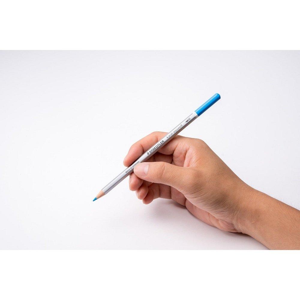 Staedtler Karat Aquarell Premium Watercolor Pencils, Set of 24 Colors (125M24) by STAEDTLER (Image #5)