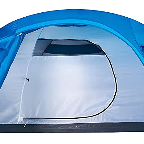 Decathlon Quechua - Tienda para familia, unisex, - ARPENAZ XL 3 TENT FOR 3 PEOPLE BLUE: Amazon.es: Deportes y aire libre
