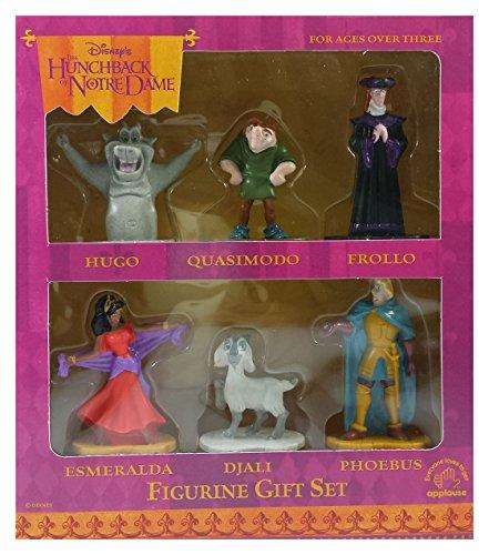 Disney's Hunchback of Notre Dame Figurine Set ()