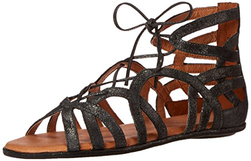 Charcoal Gladiator My Gentle Sandal Women's Break Souls Heart 0xz68w