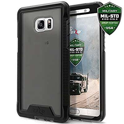 Samsung Galaxy S7 Edge Case, Zizo [ION Series] w/ FREE [Samsung Galaxy S7 Edge Screen Protector] Crystal Clear [Military Grade] for Galaxy S7 Edge