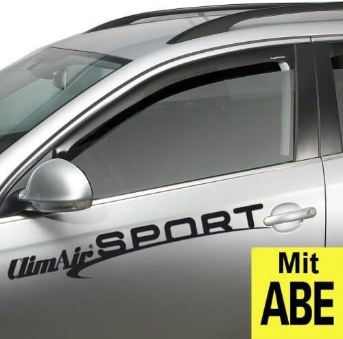 Climair Clk0033662k Windabweiser Klar Auto