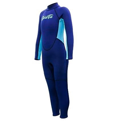 Amazon.com  Kids Wetsuit Shorty Swimsuit 88c2fd67b